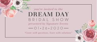 Bismarck Event Center Seating Chart Dream Day Bridal Show Tickets Sun Jan 26 2020 At 12 00 Pm