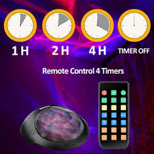 Soaiy Night Light Projector Soaiy Aurora Night Light Projector And Sleeping Soothing