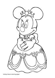Mickey Minnie Coloring Pages Awesome Mickey Mouse Coloring Pages