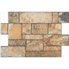 Interlocking Kitchen Floor Tiles Shop Tile At Lowescom