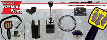 joystick controls cables western snow plow parts western joystick control cables