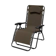com caravan sports infinity oversized zero gravity chair brown patio recliners garden outdoor