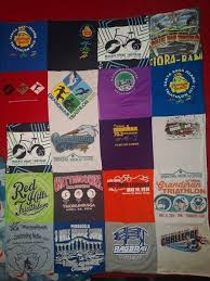 Running together: T-Shirt Quilt together | Project Repat T Shirt ... & My wife and I have participated in triathlons, together, since 2010. We've  improved our performances and lengthened distances to include Super Sprint,  ... Adamdwight.com