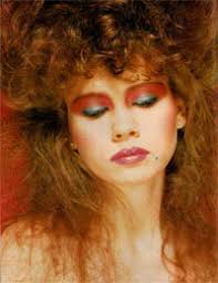80s makeup eyes galore