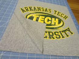 DIY T-Shirt Quilt {Part 1} without interfacing!! | DIY | Pinterest ... & DIY T-Shirt Quilt {Part 1} without interfacing! Adamdwight.com