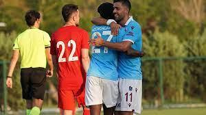 Trabzonspor 5 - 3 Ümraniyespor (Hazırlık maçı) - Tv100 Spor