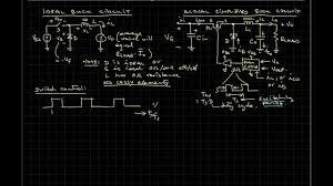 Discontinuous Conduction Mode Buck Converter Design The Buck Converter Principle Of Operation Ccm Dcm