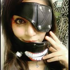 ghoul makeup advice