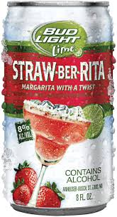 Is There Tequila In Bud Light Strawberita Bud Light Strawberry Rita Bud Light Lime Introduces Straw