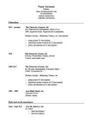 How To Wright A Resume Writing A Perfect Resumes How To Make A