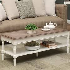 White Coffee Tables You ll Love
