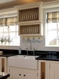 Wooden Plate Racks For Kitchens Kitchen Cabinet Plate Rack Monsterlune