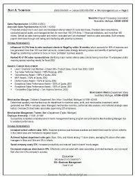 Sample Resume For Sales Representative Good Sales Representative Cv Sample Resume Of Sales Representative 3