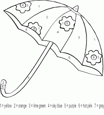 Photo umbrellas are a portable and inexpensive option for modifying a light source to a desired result. Printable Umbrella Coloring Home