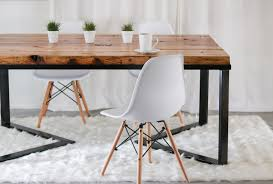 Image Abelone Diy Dining Table Lily Ardor How Made My Dining Table Under 60 Diy Table Scandinavian