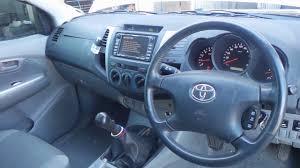 2008 TOYOTA HILUX KUN26R 1KD-FTV 3.0 TURBO DIESEL MANUAL 4WD 2517 ...