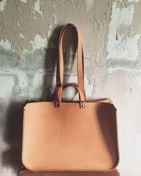 e w atlas carryall structured leather tote in volanato