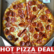 here is an offer where you can score a great deal at domino s pizza through march 18 2018 you can get 2 pizzas for the of 1