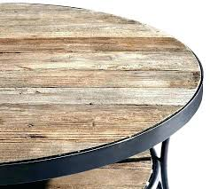 round wood coffee table rustic round rustic wood coffee table metal wood coffee table reclaimed wood