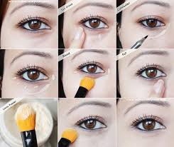 how to conceal bad eye bags makeup artist trick make up dark circles on under eye circles circles and concealer