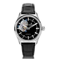 zenith el primero watches the watch gallery zenith el primero synopsis automatic stainless steel mens watch 03 2170 4613 21 c714