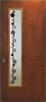 mid century modern front doorsmid century modern entry doors  glass inserts  kuhl doors llc