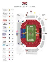 Levi Stadium Seating Chart Taylor Swift