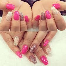 Pink Nail Art Design 29 Pink Nail Art Designs Ideas Design Trends Premium Psd