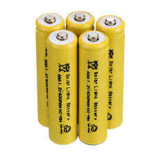 Where To Buy Solar Light Batteries Us 3 36 5pcs Aaa Solar Light Batteries Rechargeable 1 2v 600mah Nimh For Garden Lights In Rechargeable Batteries From Consumer Electronics On
