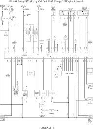 mazda engine wiring diagram mazda wiring diagrams