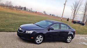 Driving the 2014 Chevy Cruze Diesel for 1000 Miles
