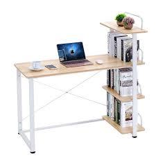 home office desk modern. Perfect Home Modern Home Office Desk Corner Computer Table  Workstation With Bookcase Shelf And Home Office Desk Modern O