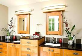 bathroom vanity mirror lights. Bath Vanity Mirrors Bathroom Mirror Lights Above  From Long Wall Sconces .