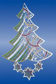 Fensterbilder Spitze Zu Weihnachten Günstig Online Kaufen