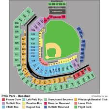 Qualified Pnc Park Seating Chart View From Seat 2019