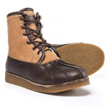 Australia Luxe Collective Lancelot Winter Boots Waterproof Shearling Lined For Men