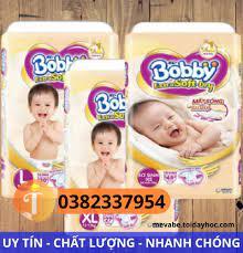 Tã bobby chính hãng giá tốt tại Đà Nẵng - Shop mẹ và bé Toidayhoc
