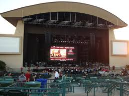 Cricket Amphitheater Chula Vista Seating Chart View From Section 204 Row E Yelp Bassett Mattress