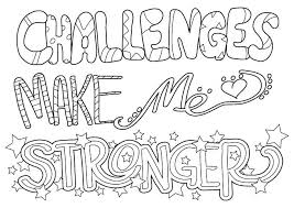 Amazing Growth Mindset Coloring Pages Or Growth Mindset Coloring