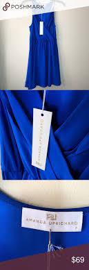 Amanda Uprichard Size Chart Nwt 230 Amanda Uprichard Chelsea Dress Xs 0 2 Nwt 230