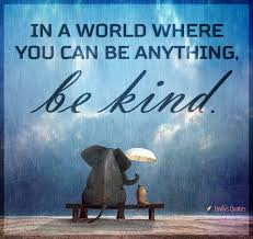 Image result for be kind images
