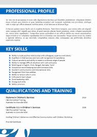 Early Childhood Education Resume Template Early Childhood Education Resume Abcom 16