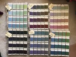 Procion Mx Fiber Reactive Dye Samples On Cotton Tien Chiu