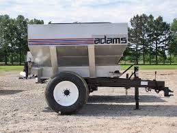 Adams Ground Driven Fertilizer Spreader Chart Ground Driven Products Adams Fertilizer Live