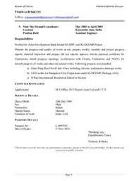 example of resume for quantity surveyor 3 quantity surveyor resume