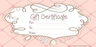 Gift Certificate Printable Free Where To Buy Blank Gift Certificates Major Magdalene