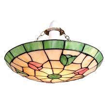 23 tiffany style ceiling lamp shades tiffany green pink tulip ceiling light shade uplighter bigtentpoetry org