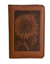 2 inch notebooks oberon design leather pocket notebook cover for 5 5 x 3 5 inch