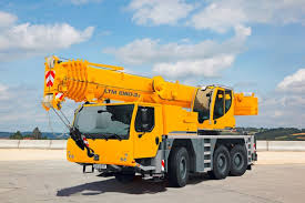 Liebherr To Present The 3 Axle Mobile Crane Ltm 1060 3 1 At
