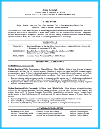 Critical Care Nurse Resume Awesome High Quality Critical Care Nurse Resume Samples Resume 8